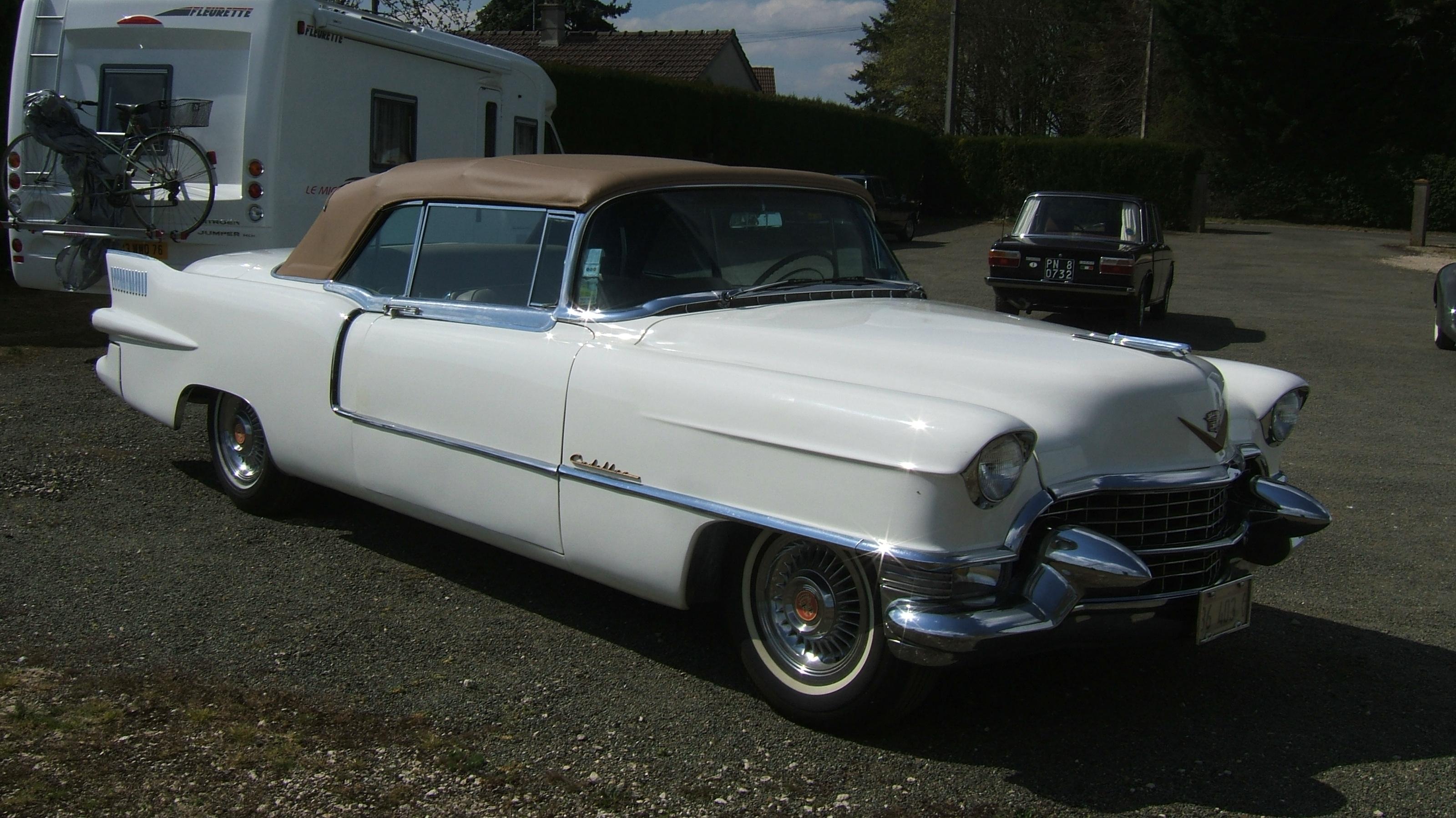 Mes Voitures Anciennes 187 Cadillac Eldorado 1955